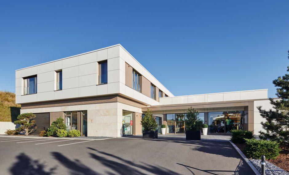 Golfclub, Köln, Driving Range, Architekturbüro Schönborn & Hölscher
