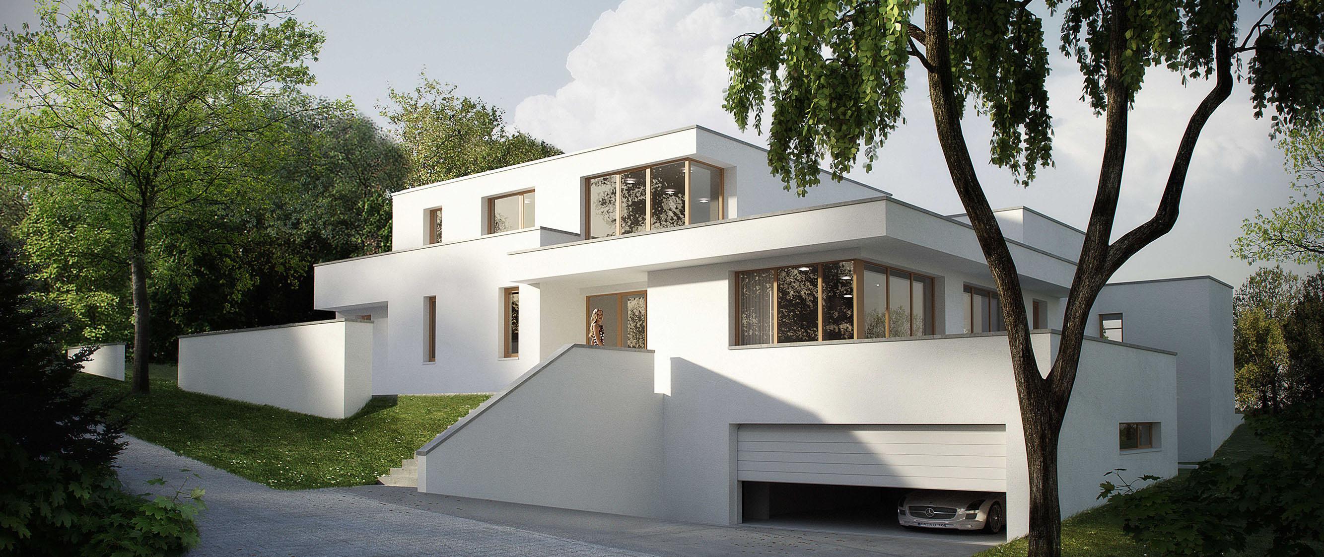 Neubau eines Einfamilienhauses, Haus RB, Architekturbüro Schönborn+ Hölscher
