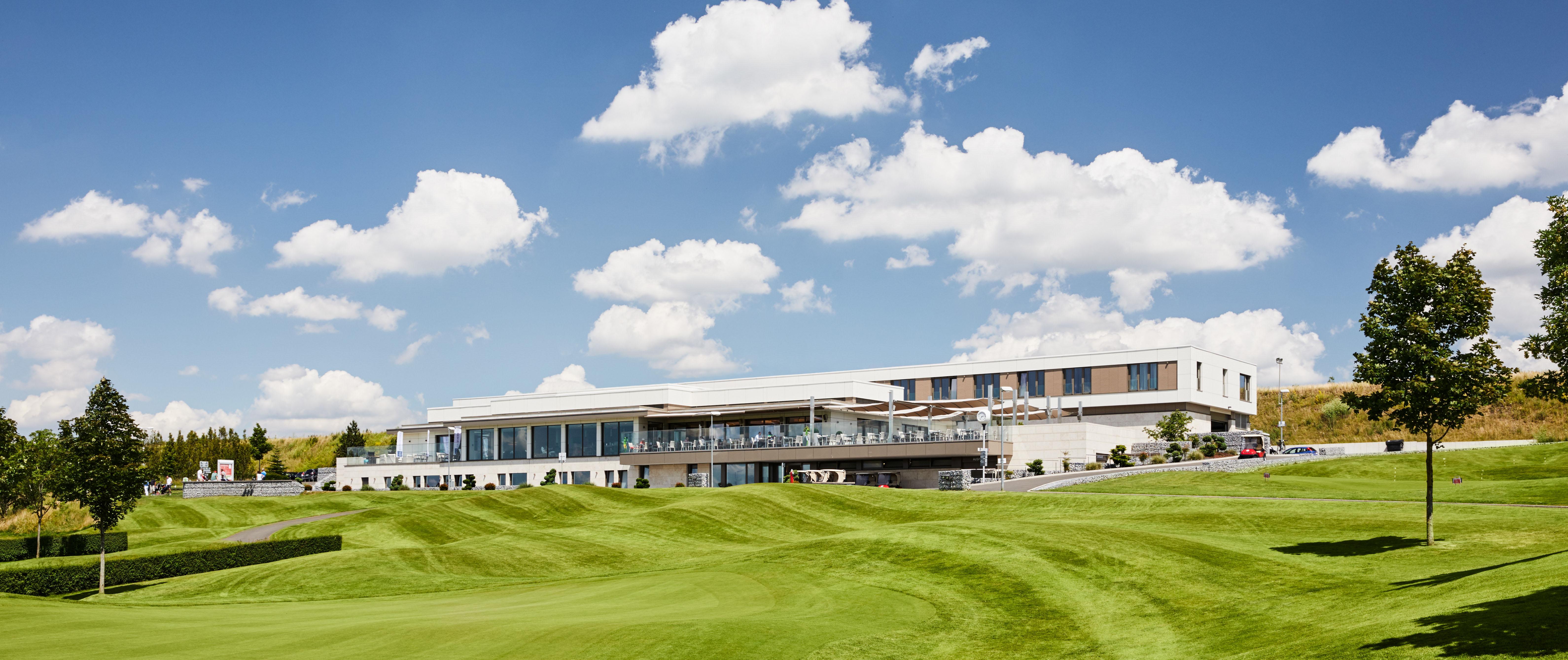 Kölner Golfclub, Golf, Driving Range, Köln, Architekturbüro Schönborn+ Hölscher